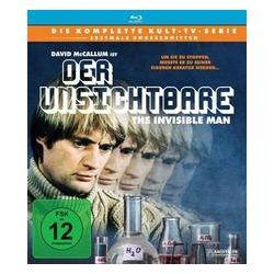 Film: Der Unsichtbare (Blu-ray)  von Harve Bennett von Alan J. Levi mit David McCallum, Melinda O. Fee, Craig Stevens, Paul Kent