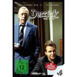 Film: Derrick - Collector`s Box 11  von Herbert Reinecker von Derrick mit Horst Tappert, Fritz Wepper