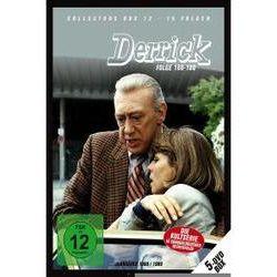 Film: Derrick - Collector`s Box 12  von Herbert Reinecker von Derrick mit Horst Tappert, Fritz Wepper
