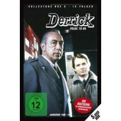 Film: Derrick - Collectors Box 6  von Herbert Reinecker von Derrick mit Horst Tappert, Fritz Wepper