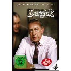 Film: Derrick - Collectors Box 9  von 4:3, 1.33:1, Stereo von Derrick mit Horst Tappert, Fritz Wepper