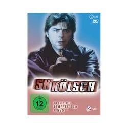 Film: Die Komplette Staffel 1  von SK Kölsch mit Katja Weitzenböck, Christian Maria Goebel, Uwe Fellensiek
