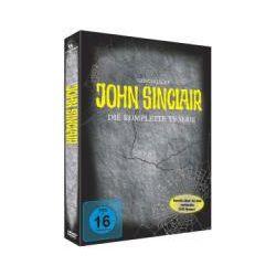 Film: Die Komplette TV Serie  von Jason Dark von Daniel Anderson von John-Geisterjäger Sinclair mit Jana Hora, Urs Remond, Kai Maertens