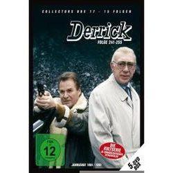 Film: Derrick Collectors Box 17 (5 DVD/Ep.241-255)  von Derrick mit Horst Tappert