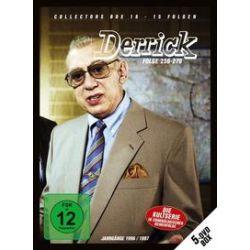 Film: Derrick Collectors Box 18 (5 DVD/Ep.256-270)  von Derrick mit Horst Tappert