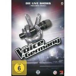 Film: Die Live Shows  von The Voice Of Germany mit Xavier Naidoo, Nena, The Bosshoss, Rea Garvey