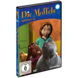 Film: Die Moffels (Folge 1-13)  von Ute Krause von Ute Krause, Sabrina Wanie