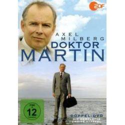 Film: Doktor Martin - Die komplette zweite Staffel (2 DVDs)  von Axel Milberg von Doktor Martin mit Axel Milberg