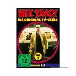 Film: Dick Tracy die Original TV-Serie Vol.1  von Thomas H.Carr von Dick Tracy mit Ralph Byrd, Joe Devlin, Dick Elliott, Lyle Talbot, George Pembroke