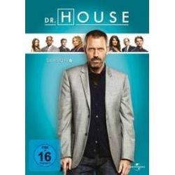 Film: Dr. House - Season 6  von David Shore von David Shore von Omar Epps Hugh Laurie Lisa Edelstein mit Hugh Laurie, Lisa Edelstein, Omar Epps, Robert Sean Leonard, Jennifer Morrison