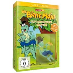 Film: Die Biene Maja - Flip's fantastische Abenteuer (incl. Sammelfigur)  von Bonsels Waldemar von Marty Murphy
