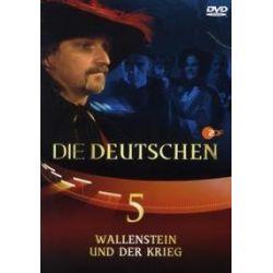 Film: Die Deutschen - DVD 5: Wallenstein und der Krieg  von Christian Twente von Stefan Jürgens von Die Deutschen