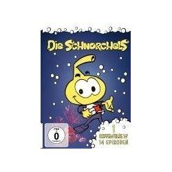 Film: Die Schnorchels-Die Schlümpfe  von Sepp Hanna-Barbera von Die Schnorchels mit Fiffikus, Ninifee, Junior, Chiboo, Tooter, Kraki