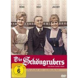 Film: Die Schöngrubers  von Paul Hengge von Klaus Überall von TV Serie mit Gaby Jacoby, Marika Rökk, Hans Holt