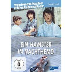 Film: Ein Hamster Im Nachthemd  von Vaclav Vorlicek von Ein Hamster im Nachthemd mit Jiri Zahajsky, Martin Mejzlik, Monika Effenbergerova, Bozidara Turzonova