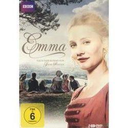 Film: Emma, 2 DVD  von Jane Austen von Jim O&#8242, Hanlon von BBC, Romola Garai, Jonny Lee Miller, Rupert Evany mit Romola Garai