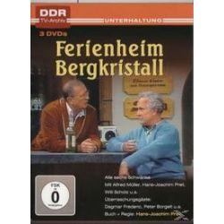 Film: Ferienheim Bergkristall - Die komplette  von Hans-Joachim Preil von Hans-Joachim Preil mit Werner Senftleben, Marita Gerasch, Alfred Müller, Willi Scholz, Joachim Kaps, Brigitte Krause