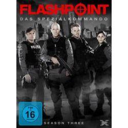 Film: Flashpoint - Das Spezialkommando - Staffel 3  von Holly Dale mit Hugh Dillon, Amy Jo Johnson, David Paetkau
