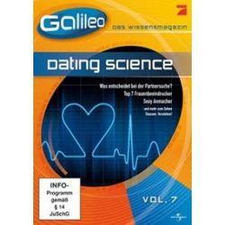 Film: GALILEO - Das Wissensmagazin - Vol. 7 - Dating Science  von Gabor Harrach, Simon Vonbank, Wolfgang Lanzenberger