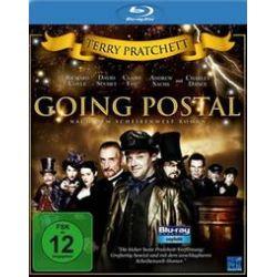 Film: Going Postal (Blu-ray)  von Terry Pratchett , Richard Kurti, Bev Doyle von Jon Jones mit Richard Coyle, Charles Dance, Claire Foy, David Suchet, Terry Pratchett