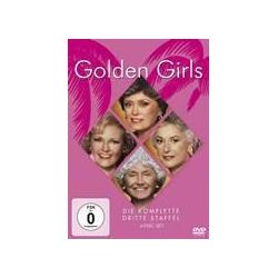 Film: Golden Girls - Staffel 3  von Mort Nathan, Barry Fanaro, Susan Harris, Richard Vaczy, Gail Parent, Tracy Gamble, Winifred Hervey, Kathy Speer, Terry Grossman von Susan Harris mit Beatrice