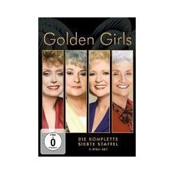 Film: Golden Girls, Staffel 7, 3 DVDs  von Kathy Speer, Terry Grossman, Mort Nathan, Barry Fanaro, Susan Harris, Richard Vaczy, Gail Parent, Tracy Gamble, Winifred Hervey von Susan Harris mit