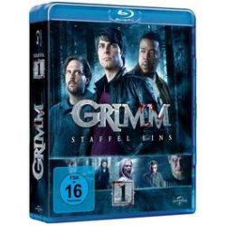 Film: Grimm - Staffel 1 (Blu-ray)  von Jim Kouf von Marc Buckland von Bitsie Tulloch David Giuntoli Russell Hornsby mit David Giuntoli, Russell Hornsby, Bitsie Tulloch