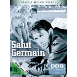 Film: Grosse Geschichten 66: Salut Germain  von Helmut Krätzig mit Ulrich Thein, Monika Gabriel, Hans-Peter Reinecke, Angelica Domröse, Leon Niemczyk