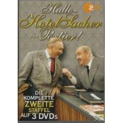 Film: Hallo - Hotel Sacher...Portier! - Staffel 2  von Fritz Eckhardt von Hermann Kugelstadt von Hallo-Hotel Sacher...Portier! mit Fritz Eckardt, Elfriede Ott, Marianne Schönauer, Maxi Böhm, Manfred