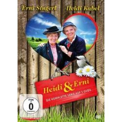 Film: Heidi & Erni - Die komplette Serie  von Peter Weissflog von Heidi Kabel, Erni Singerl mit Heidi Kabel, Erni Singerl, Werner Asam, Gerhart Lippert