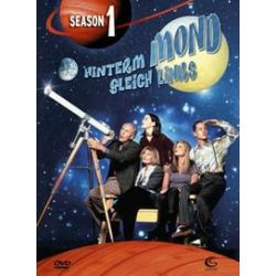 Film: Hinterm Mond gleich links - Season 1  von John Lithgow von Robert Berlinger, James Burrows mit John Lithgow, French Stewart, Joseph Gordon-Levitt, Jane Curtin, Simbi Khali, Shay Astar, David