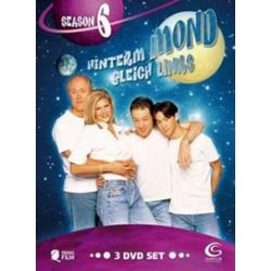 Film: Hinterm Mond gleich links - Season 6  von Bonnie Turner, Jason Venokur, David Sacks, David Goetsch, Mike Schiff, Bill Martin, Bob Kushell, Christine Zander von Robert Berlinger mit John