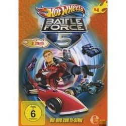 Film: Hot Wheels: Battle Force 5 - Episode 4  von Johnny Darrell von Hot Wheels
