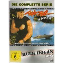 Film: Hulk Hogan Box - Thunder in Paradise - Die komplette Serie  von Michael Berk von Gregory J. Bonann, Paul Cajero, Lyndon Chubbuck von Hulk Hogan mit Hulk Hogan, Carol Alt, Chris Lemmon, Loren