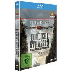 Film: Ice Road Truckers - Tödliche Strassen - Trucker in gefährlicher Mission - Staffel 1