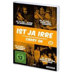 Film: Ist ja irre - Carry On - Vol. 3  von Gerald Thomas mit Sidney James, Kenneth Connor, Kenneth Williams, Charles Hawtrey