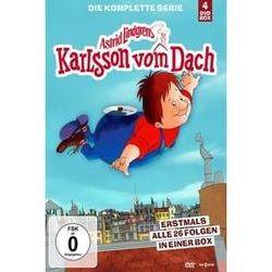 Film: Karlsson Vom Dach (4DVD)  von Astrid Lindgren  von Michael Ekbladh von Astrid Lindgren