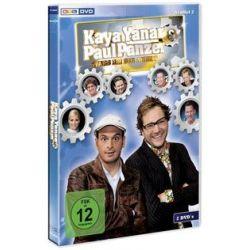 Film: Kaya Yanar & Paul Panzer - Stars bei der Arbeit - Staffel 2  von Tobias Schüttler von Michael Meier mit Paul Panzer, Kaya Yanar