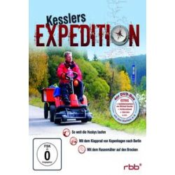 Film: Kesslers Expedition-4 DVD Box-Vol.2  von Kesslers Expedition mit Michael Kessler