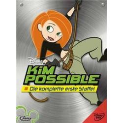 Film: Kim Possible - 1. Staffel  von Thomas Hart, Nicole Dubuc, Laura McCreary, Kim Duran, Gary Sperling, Robert Schooley, Mark McCorkle, Mark Palmer, Brian Swenlin von Steve Loter, David Block,