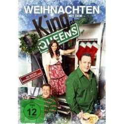 Film: King of Queens - Weihnachten mit dem King of Queens  von Rob Schiller mit Kevin James, Leah Remini, Jerry Stiller