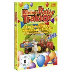 Film: Kleiner roter Traktor - Feste feiern mit dem Kleinen Roten Traktor  von Peter Tye, Colin Reeder, Jimmy Hibbert, Russell Haigh, Keith Littler von Russell Haigh