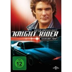 Film: Knight Rider-Season 2  von David Hasselhoff / Edward Mulhare / Patricia Mcpherson / Rebecca Holden / Peter mit David Hasselhoff, Edward Mulhare, William Daniels, Rebecca Holden, Patricia