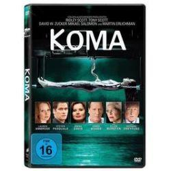 Film: Koma  von Mikael Salomon mit Lauren Ambrose, Ellen Burstyn, Geena Davis, Richard Dreyfuss, James Woods