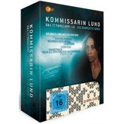 Film: Kommissarin Lund - Komplettbox, 21 DVD  von Birger Larsen mit Sofie Grabol, Bjarne Henriksen, Ann Eleonora Jorgensen, Sören Malling, Lars Mikkelsen