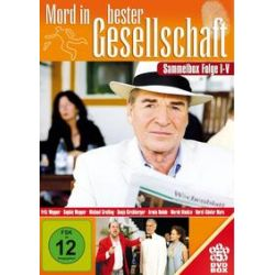 Film: Mord in bester Gesellschaft  mit Fritz Wepper, Michael Greiling, Sonja Kirchberger, Armin Rohde