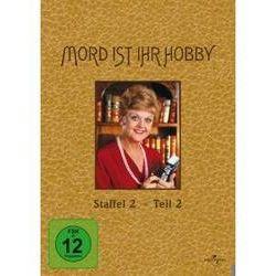 Film: Mord ist ihr Hobby - Staffel 2.2  von Anthony Pullen Shaw von Angela Lansbury mit Angela Lansbury