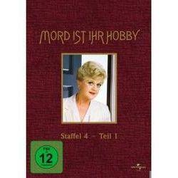 Film: Mord ist ihr Hobby - Staffel 4.1  von Anthony Pullen Shaw von Angela Lansbury mit Angela Lansbury