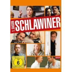 Film: Schlawiner (DVD)  von Michael Ostrowski, Angelika Niedetzky mit Gerald Votava, Gregor Seberg, Alexander Jagsch, Angelika Niedetzky, Michael Ostrowski
