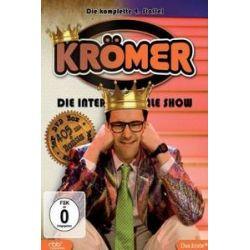 Film: Krömer - die Internationale Show 4. Staffel  von Sabrina Zwach, Kurt Krömer von Kurt Krömer mit Kurt Krömer